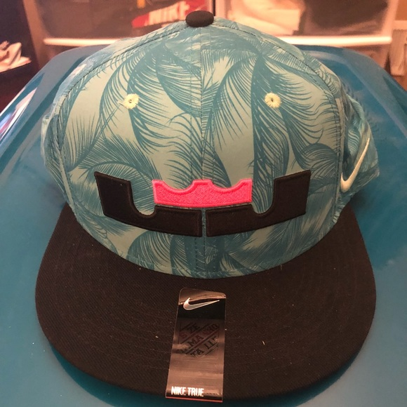 2fbab5a28250 Nike Lebron James South Beach SnapBack. M 5a7907c746aa7c87ce1c0b32. Other  Accessories ...